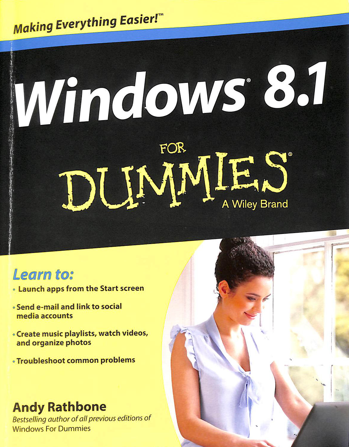 Image for Windows 8.1 For Dummies