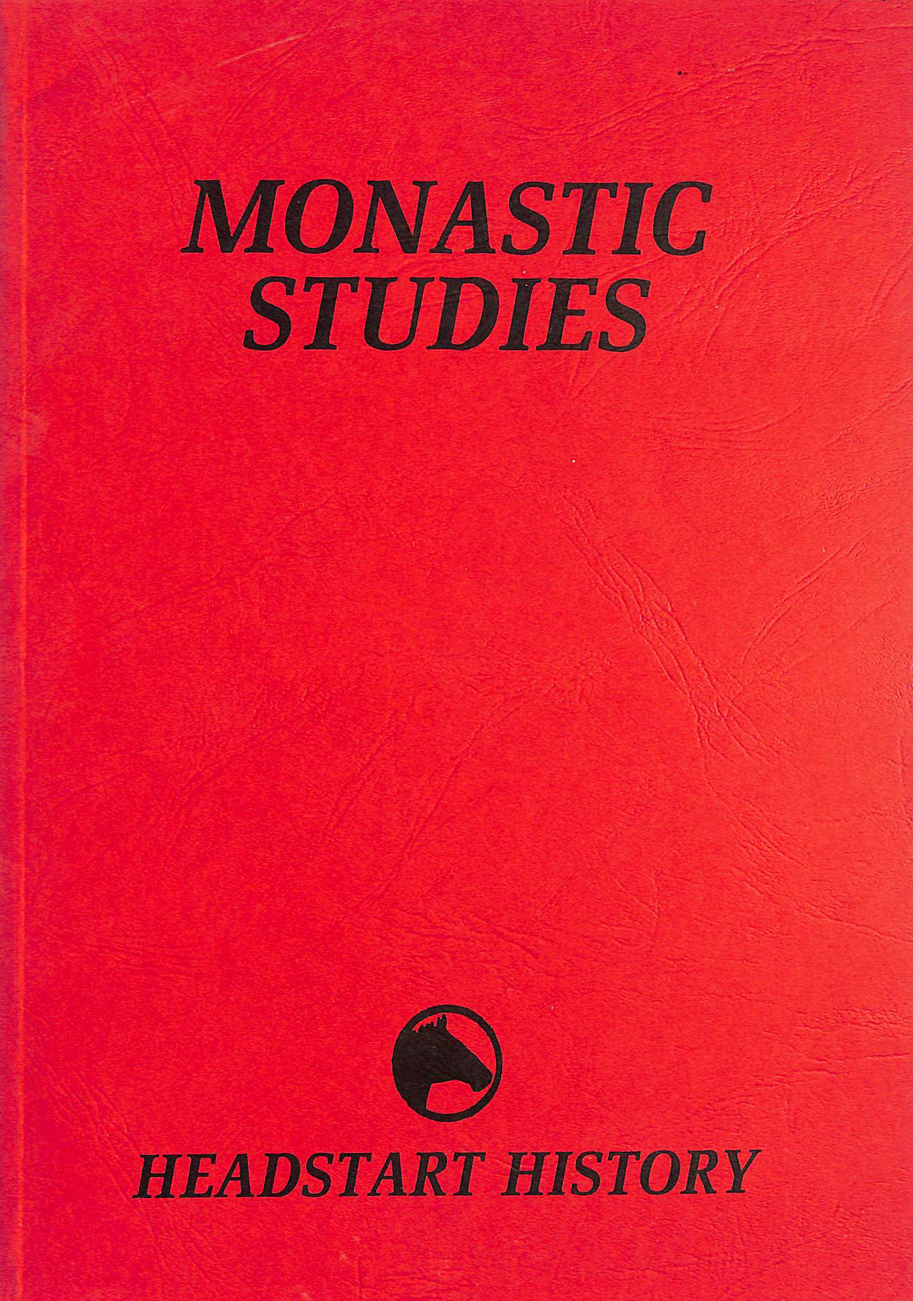 Image for Monastic Studies: The Continuity of Tradition