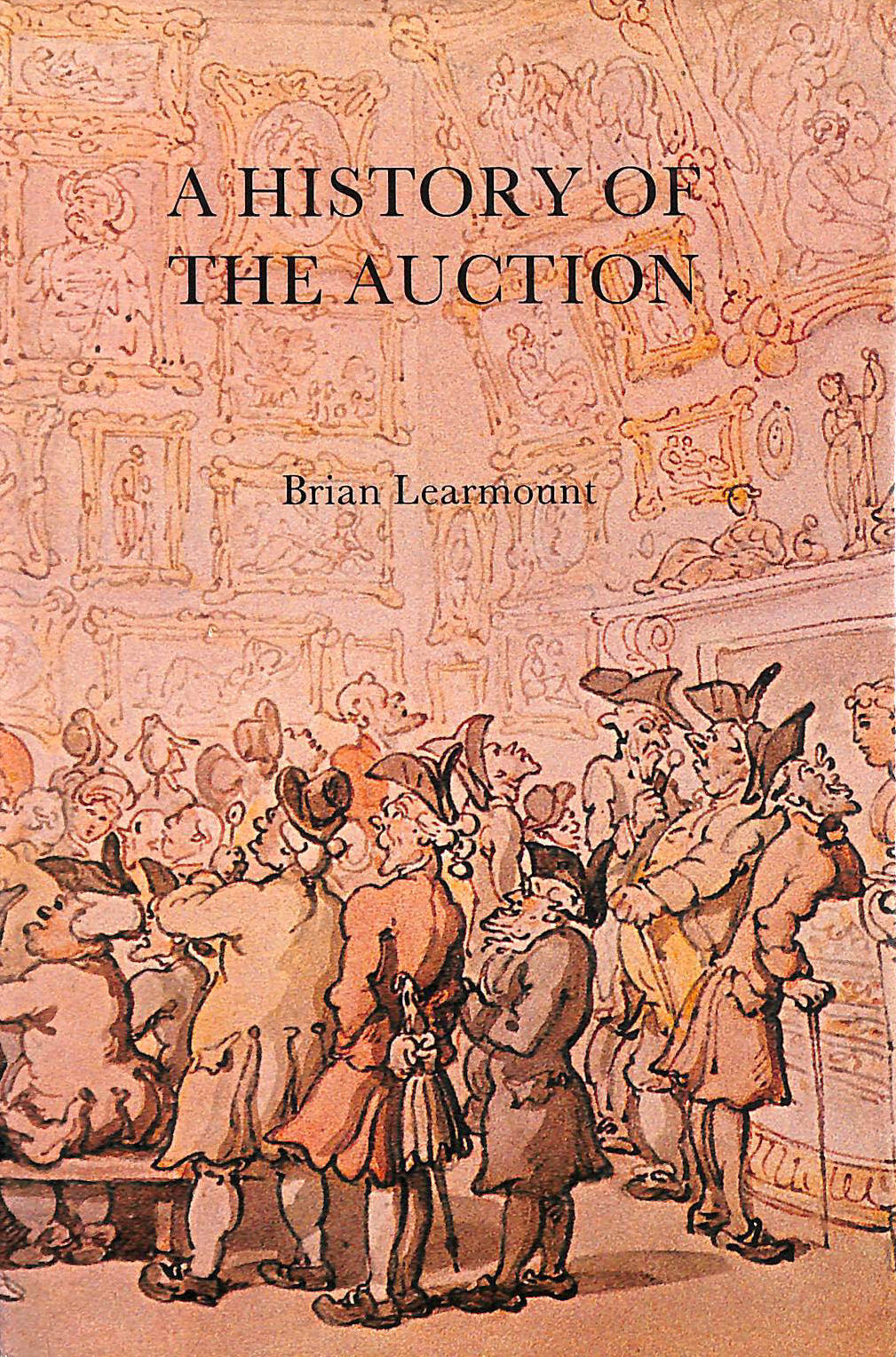 Image for A History of the Auction
