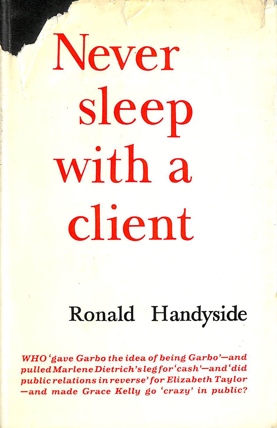 Image for Never sleep with a client