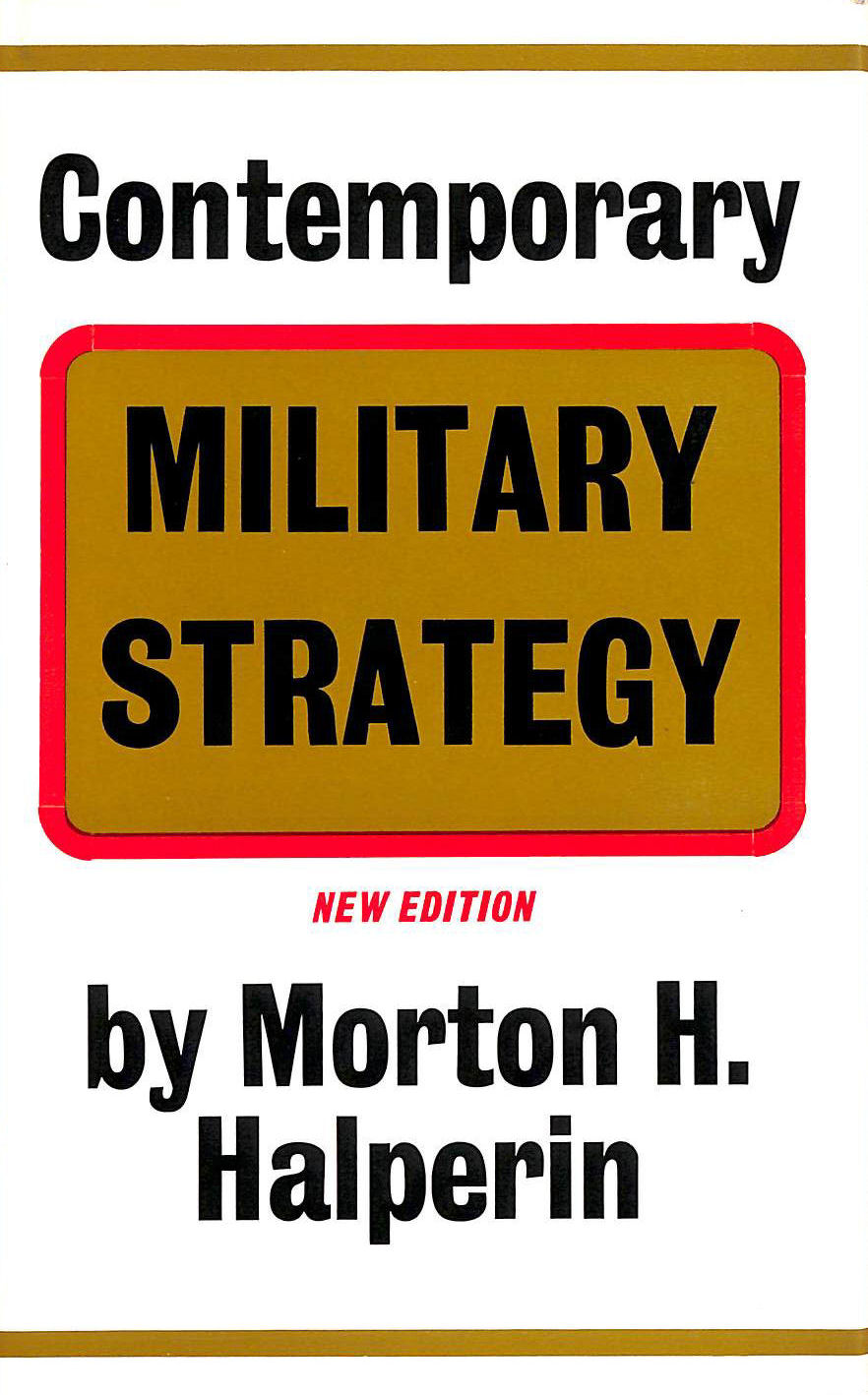 Image for Contemporary Military Strategy