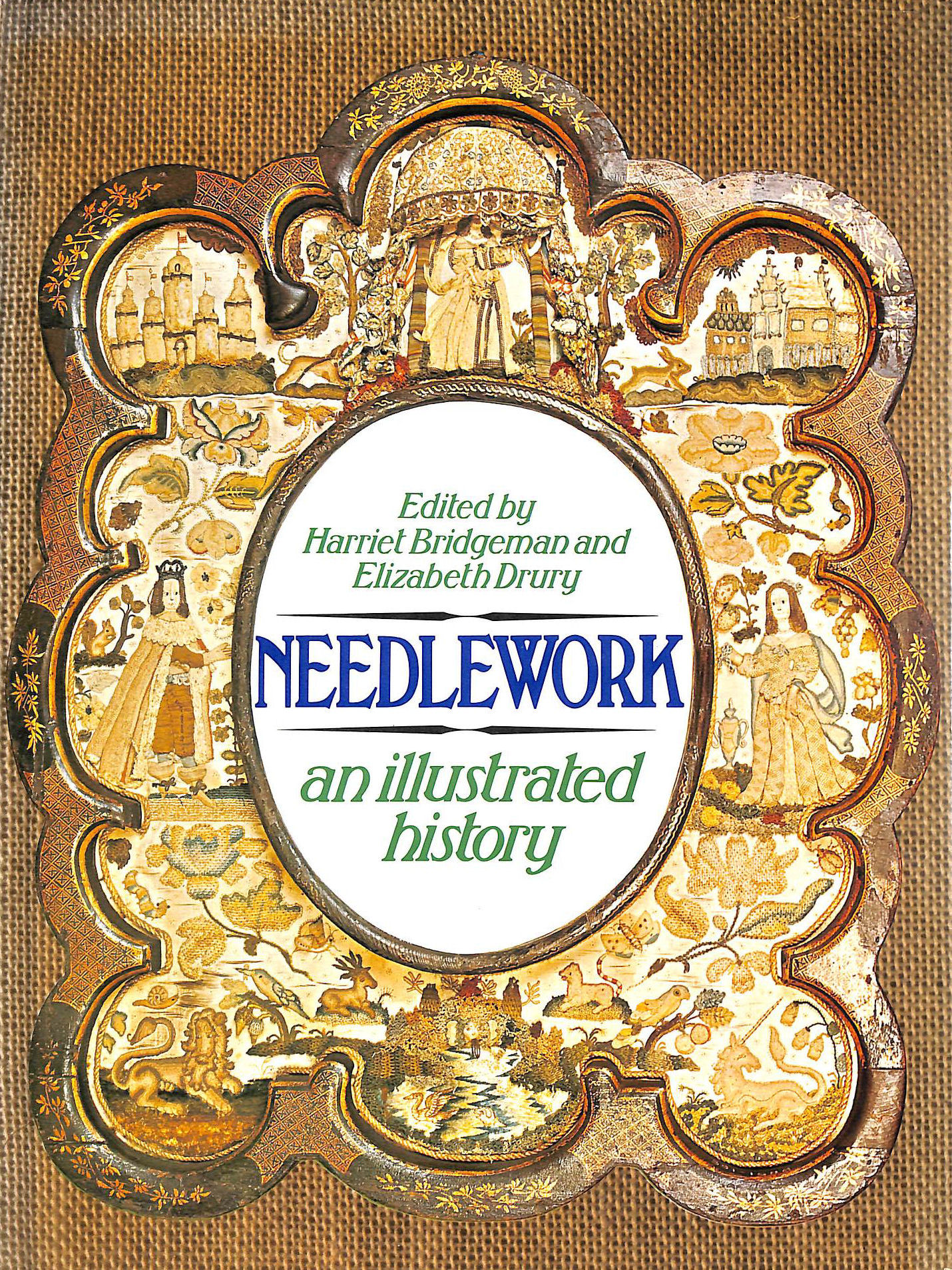 Image for Needlework: An Illustrated History