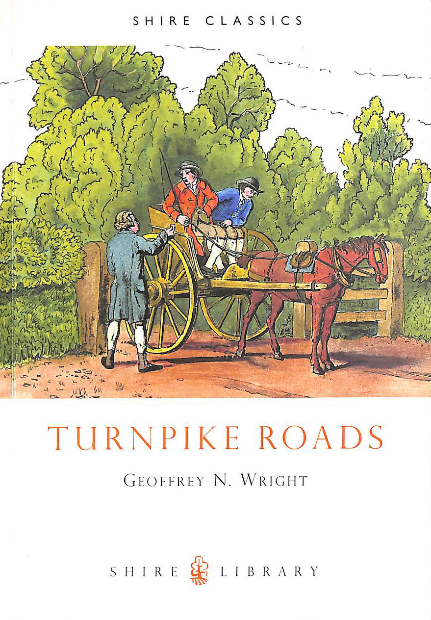 Image for Turnpike Roads (Shire Library)