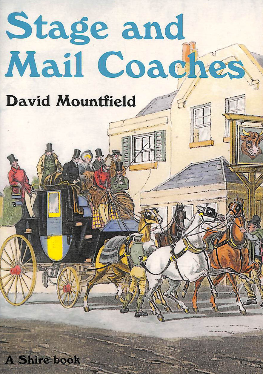 Image for Stage and Mail Coaches (Shire Album) (Shire Album S.)