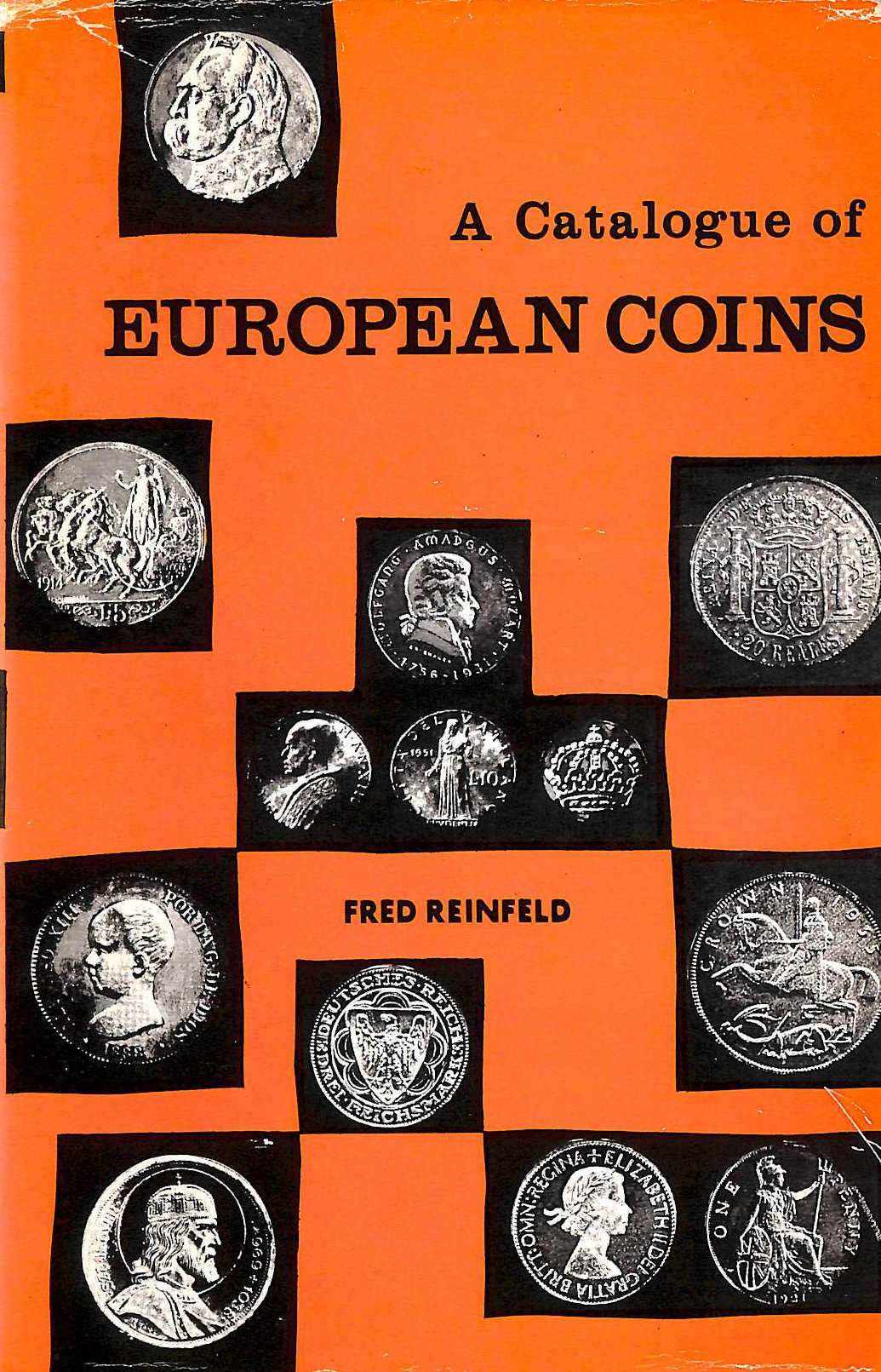 Image for A Catalogue of European coins