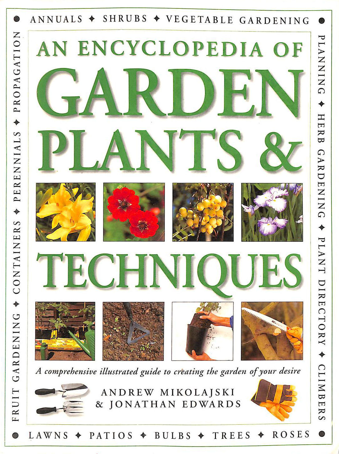 Image for Encyclopaedia Of Garden Plants / Techniques
