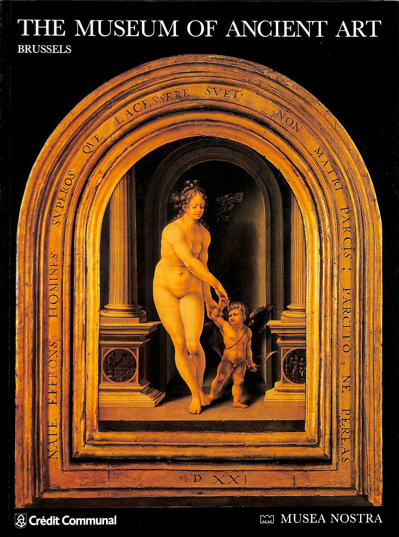 Image for The Museum of Ancient Art Brussels