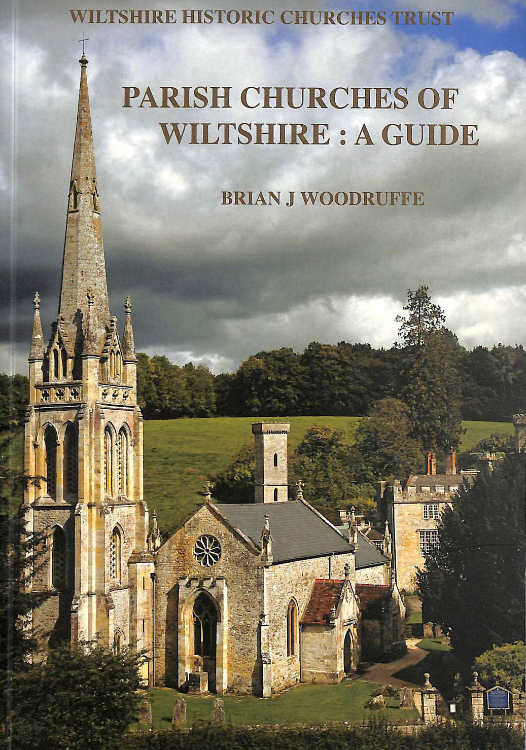 Image for Parish Churches of Wiltshire: A Guide.