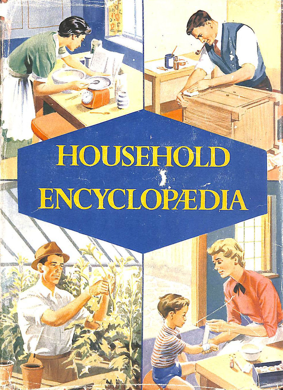 Image for Household Encyclopaedia