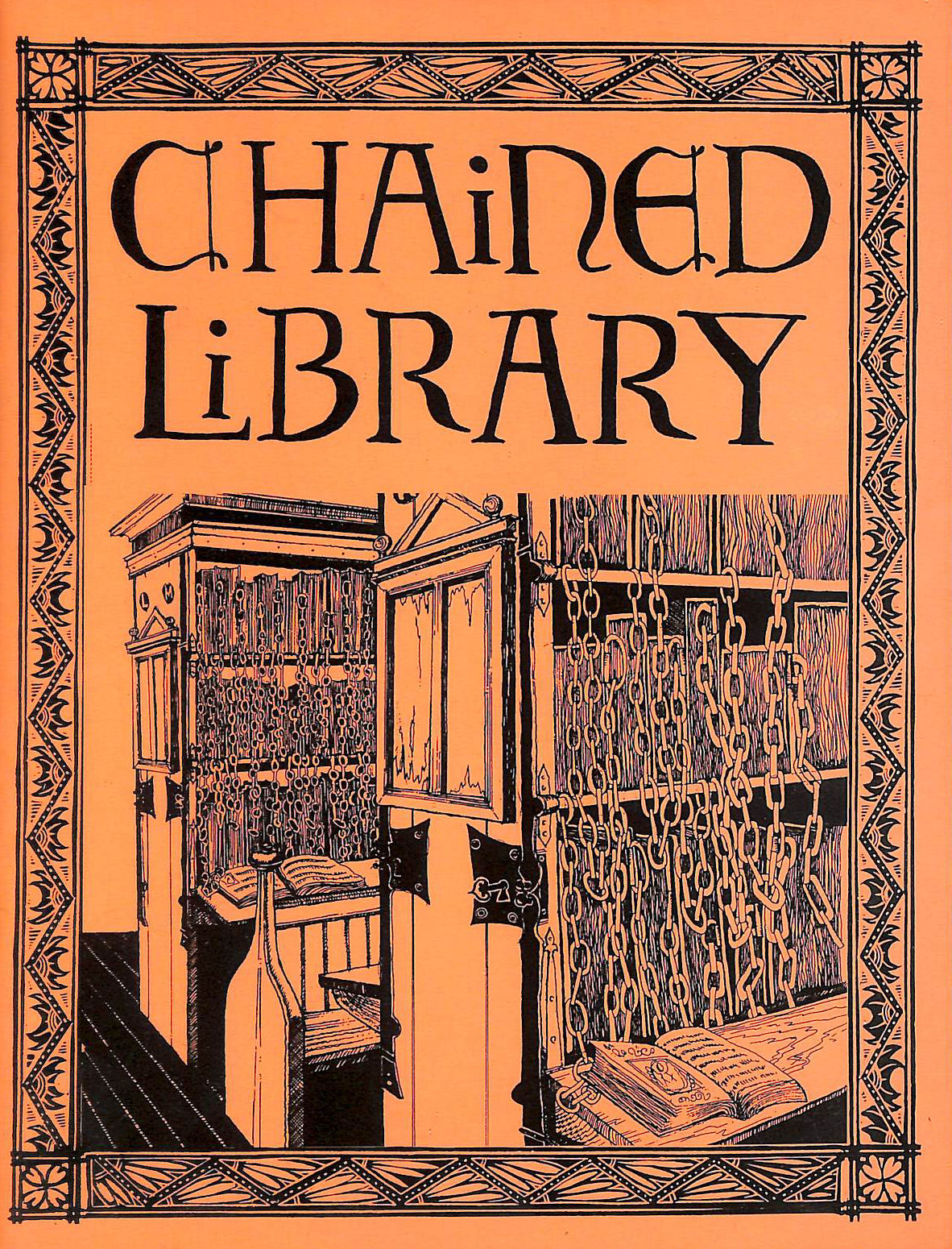 Image for ThChained Library at Hereford Cathedral