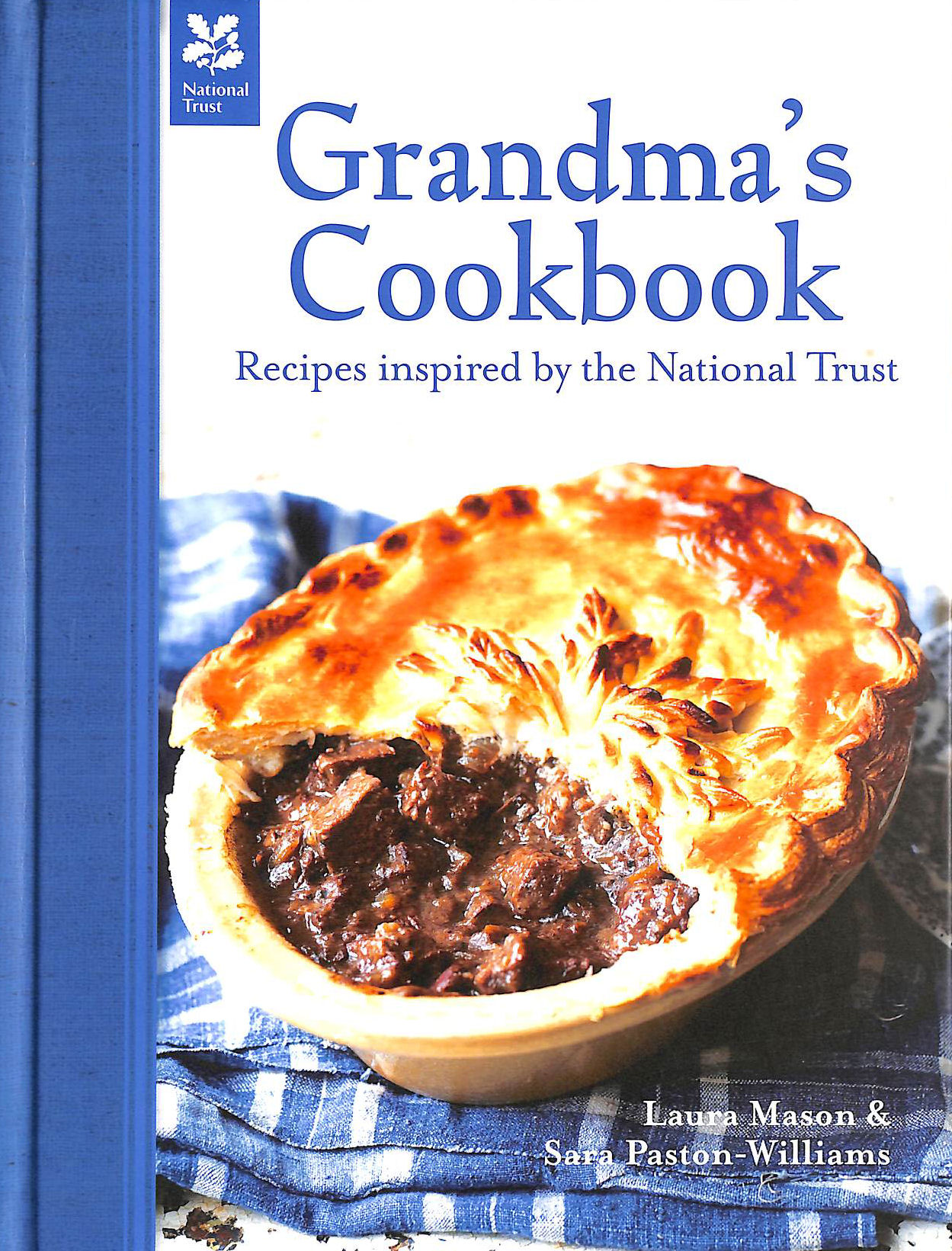 Image for National Trust Grandma Cookbook