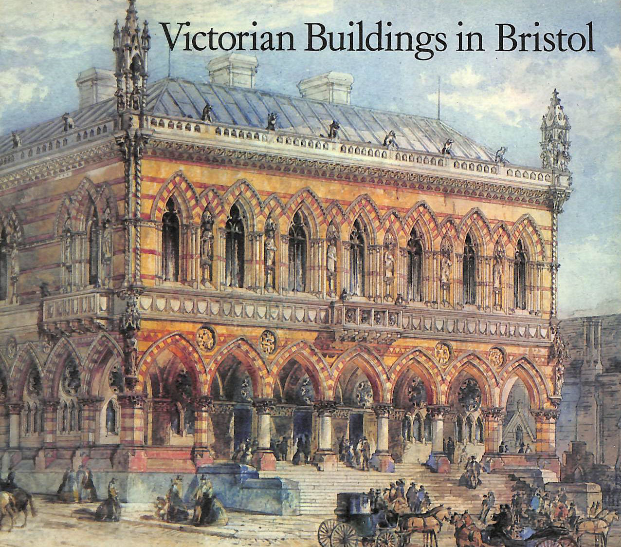 Image for Victorian Buildings in Bristol