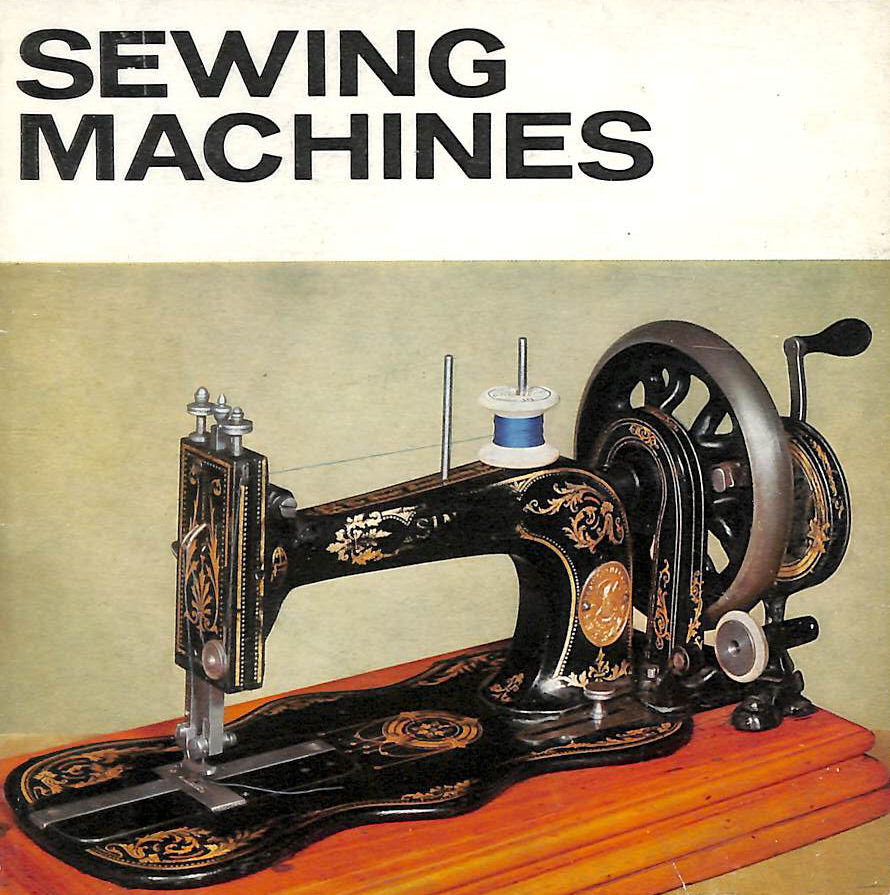 THE SCIENCE MUSEUM - Sewing Machines