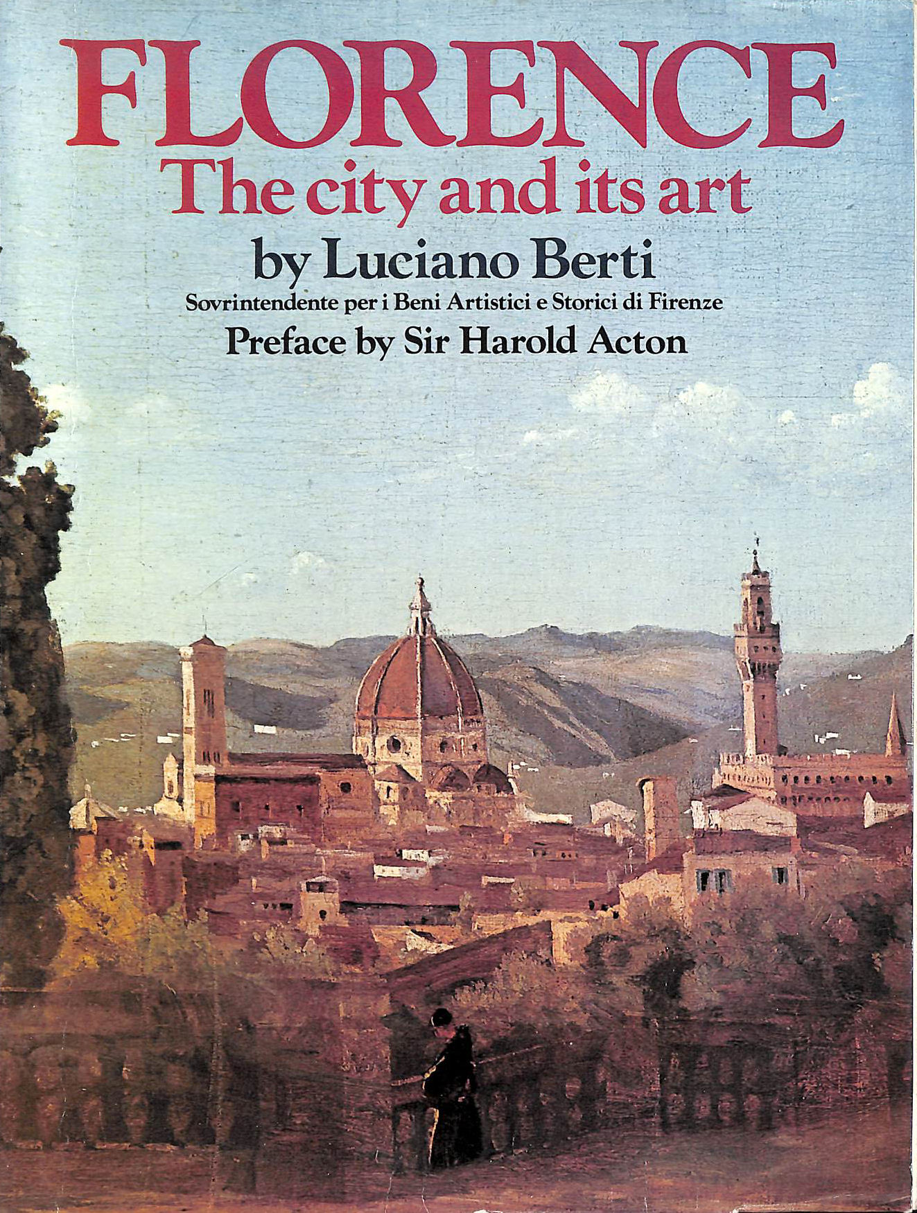 Image for Florence: The City and its Art