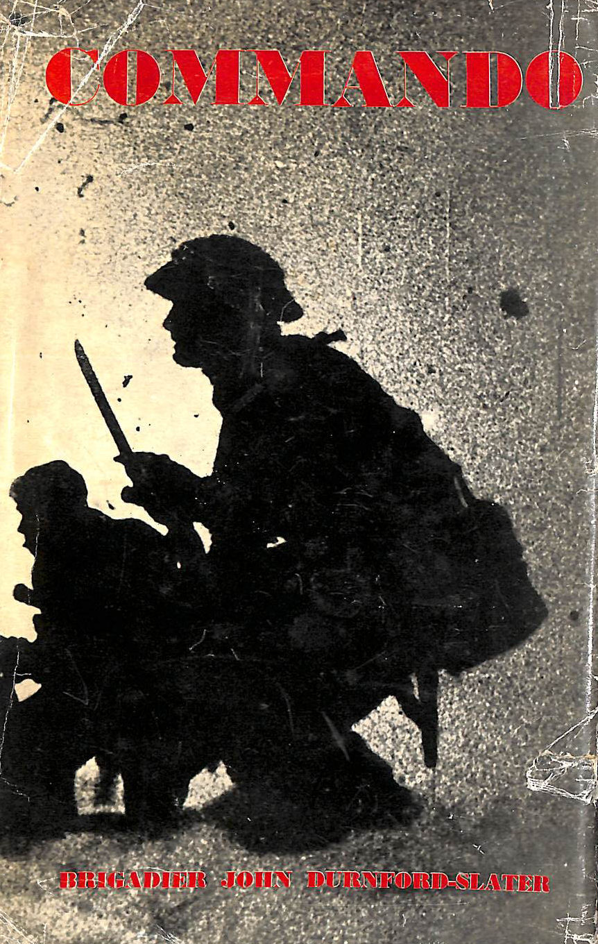 Image for Commando Men. The story of a Royal Marine Commando in North-West Europe. With plates