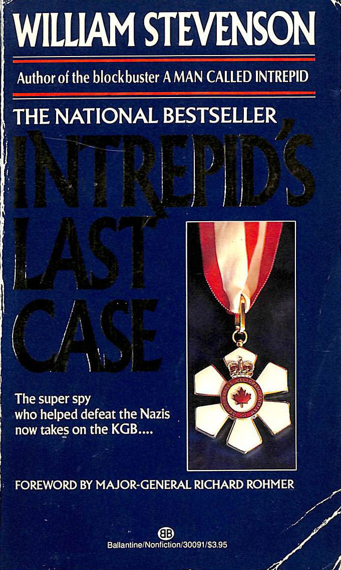 Image for Intrepid's Last Case