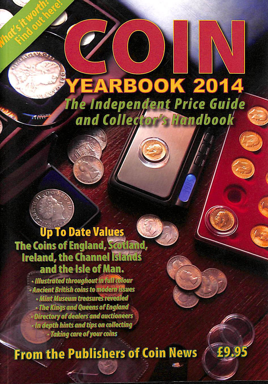 Image for Coin Yearbook 2014 by John W. Mussell (2013-09-27)