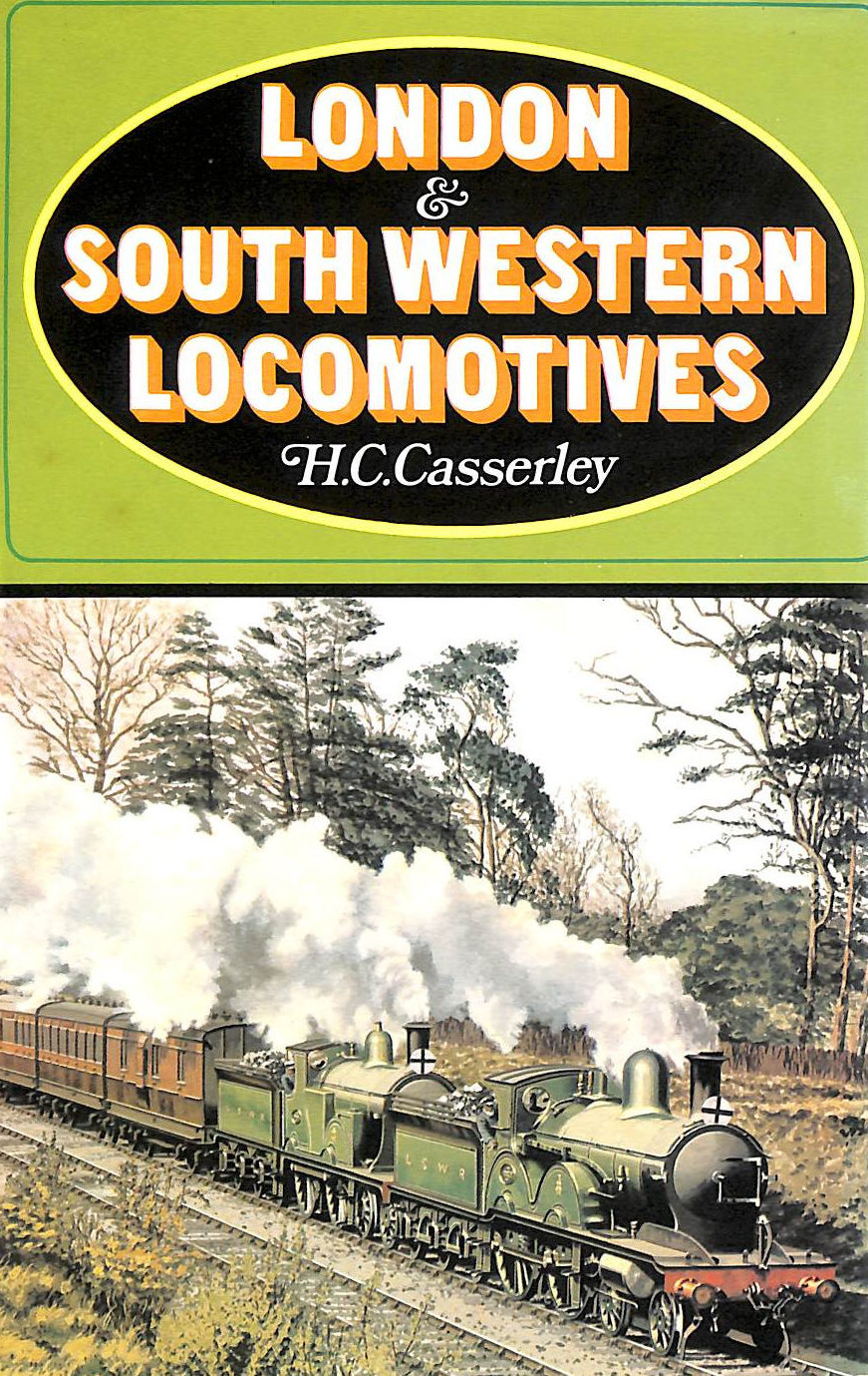 Image for London and South Western Locomotives