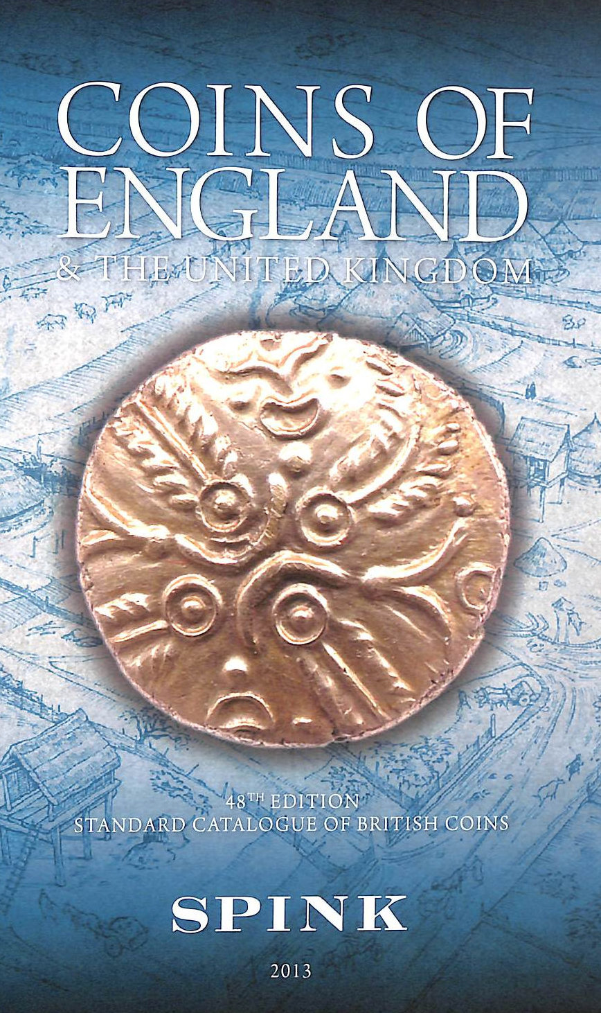 Image for Coins of England and the United Kingdom 2013