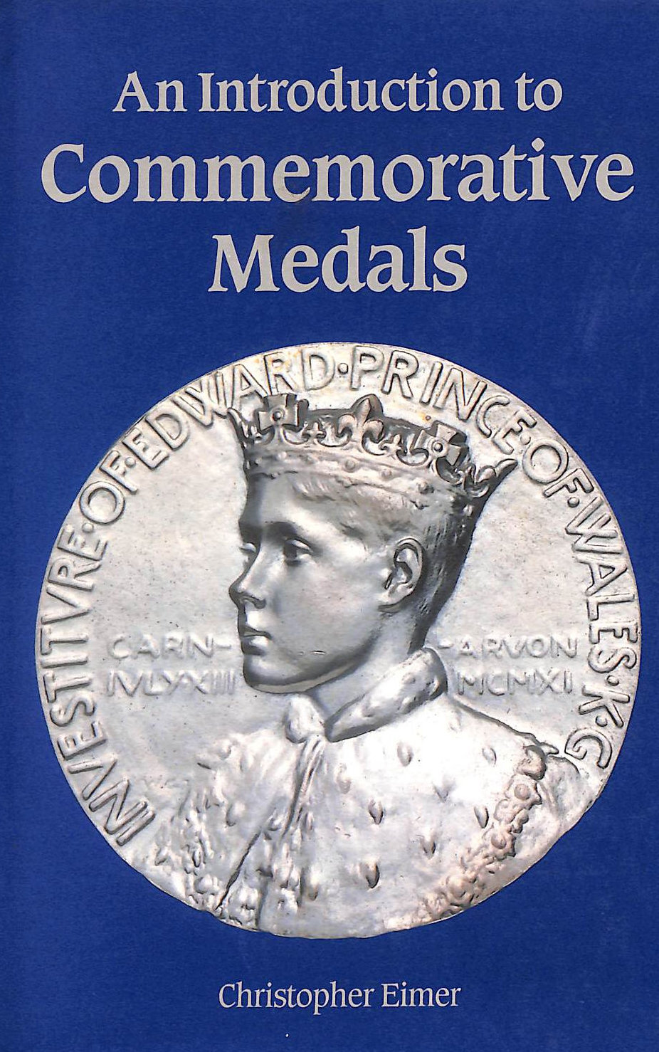 Image for An Introduction to Commemorative Medals