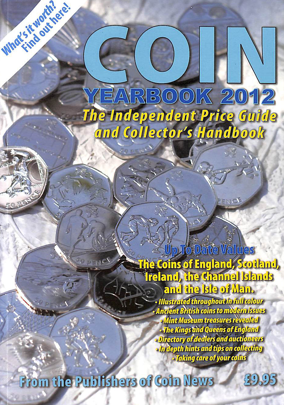 Image for Coin Yearbook 2012 2012