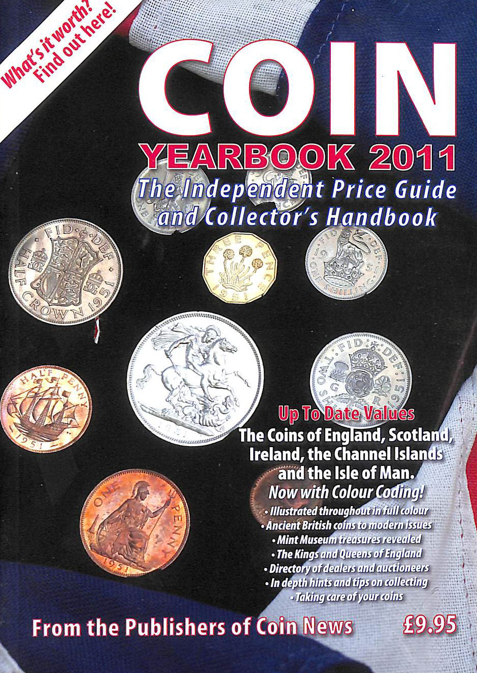 Image for Coin Yearbook 2011