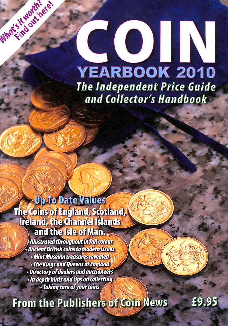 Image for Coin Yearbook 2010