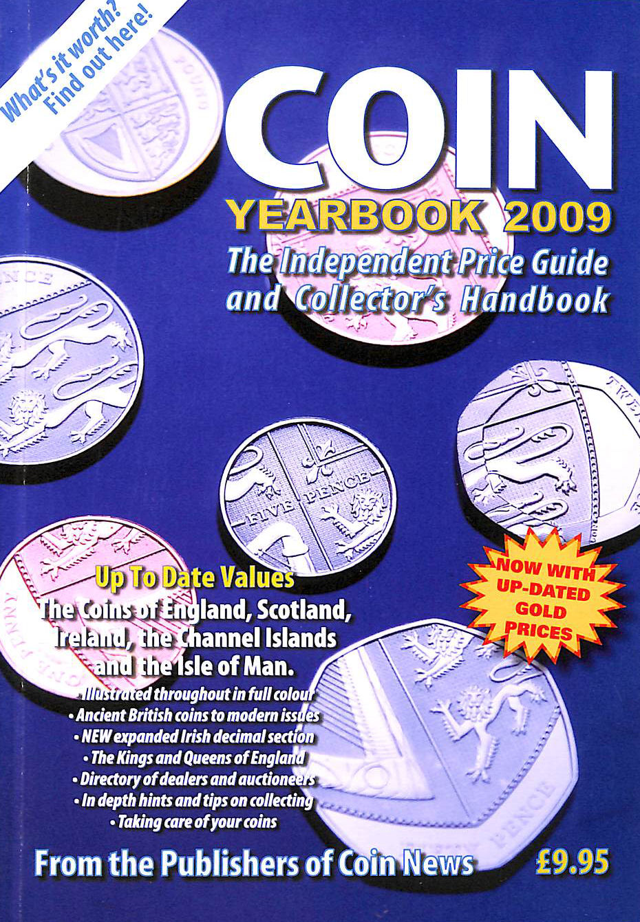 Image for Coin Yearbook 2009 2009