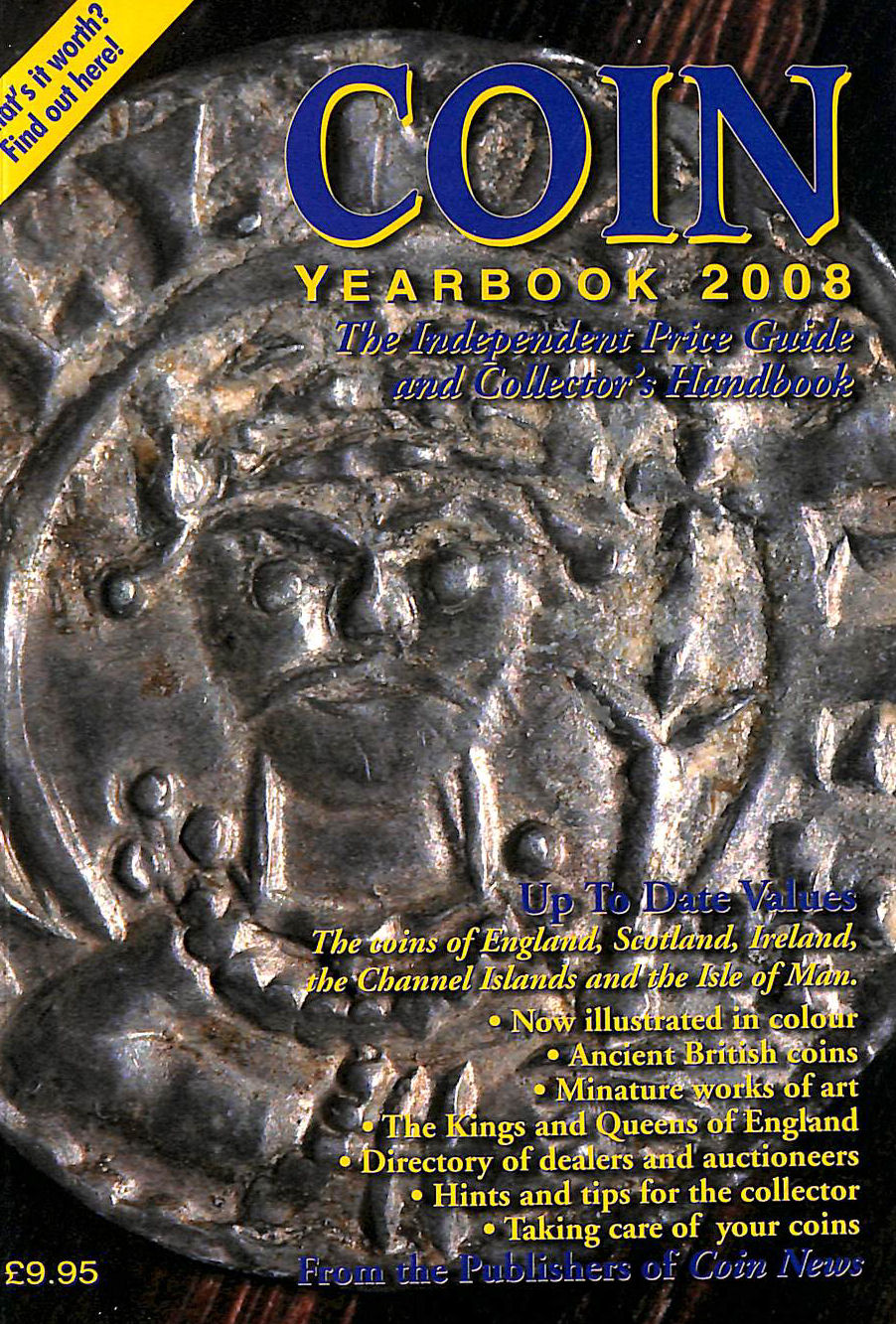 Image for Coin Yearbook 2008