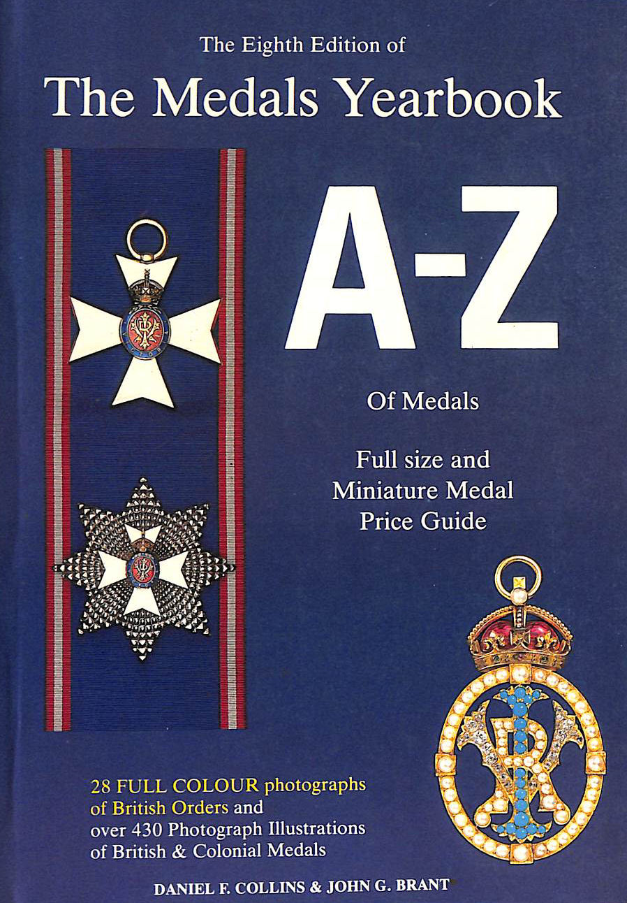 Image for Medals Yearbook 1987, A-Z of Medals, Eighth edition