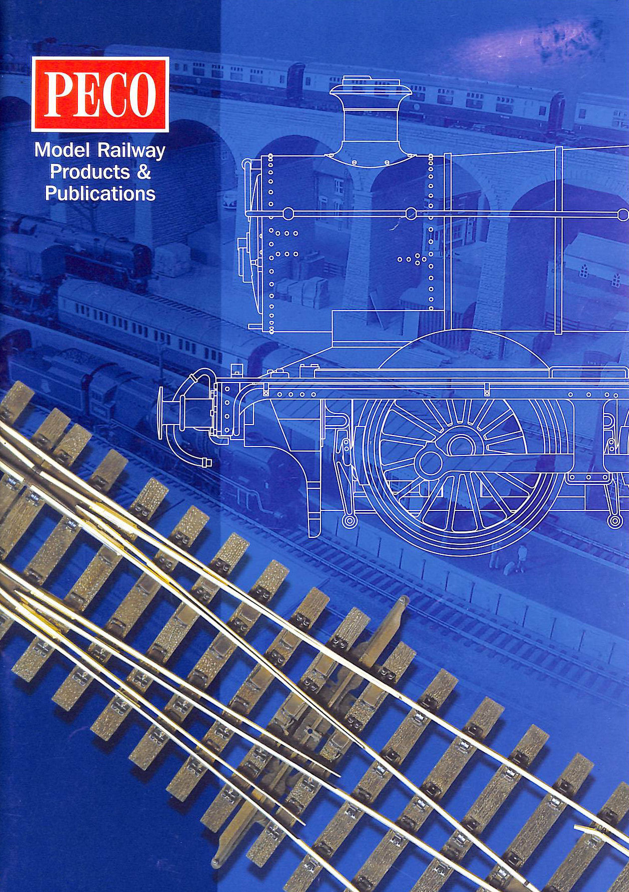 Image for PECO Model Railway Products and Publications 2007 catalogue