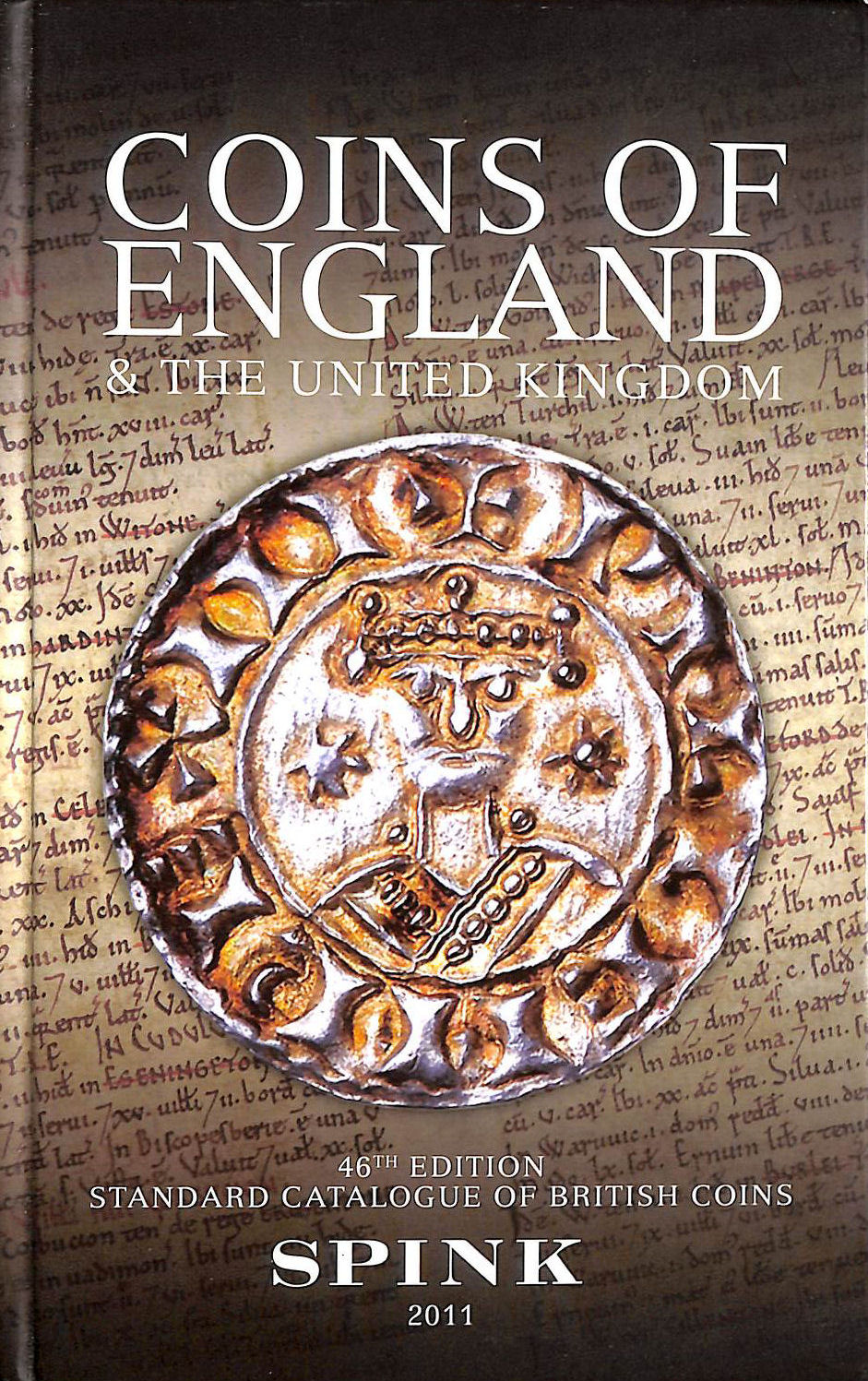 Image for Coins of England and the United Kingdom 2011