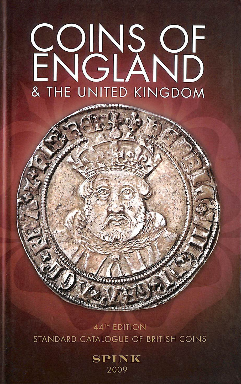 Image for Coins of England and the United Kingdom 2009