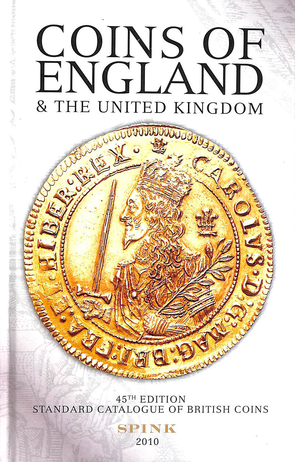 Image for Coins of England and the United Kingdom 2010