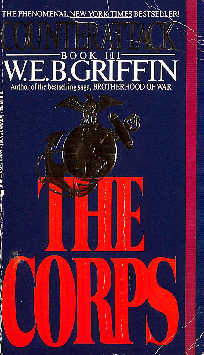 Image for The Corps: Book Iii: Counterattack (Corps (Paperback))