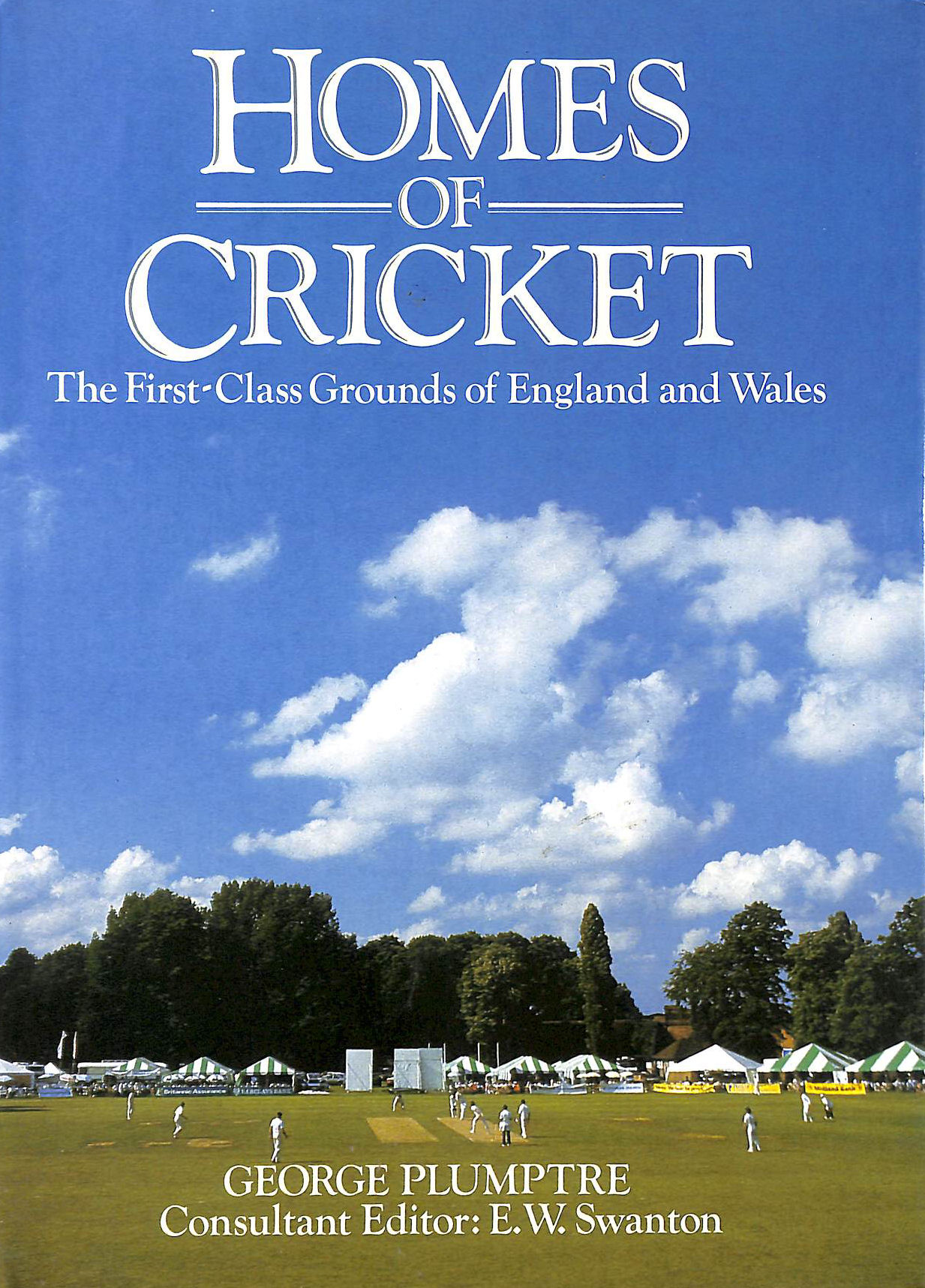 Image for Homes of Cricket