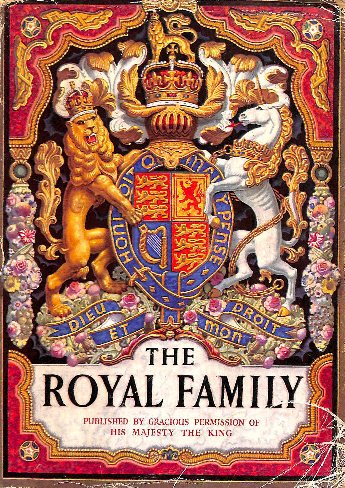 Image for The Royal Family: The illustrated story of the Royal Family's service to Britain and the Commonwealth