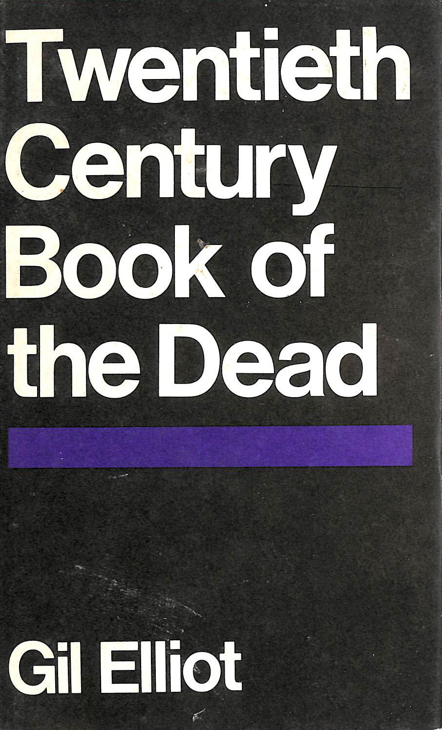 Image for Twentieth Century Book of the Dead