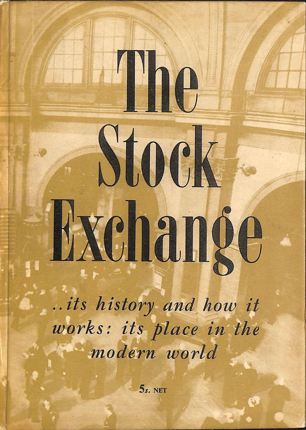 Image for The Stock Exchange