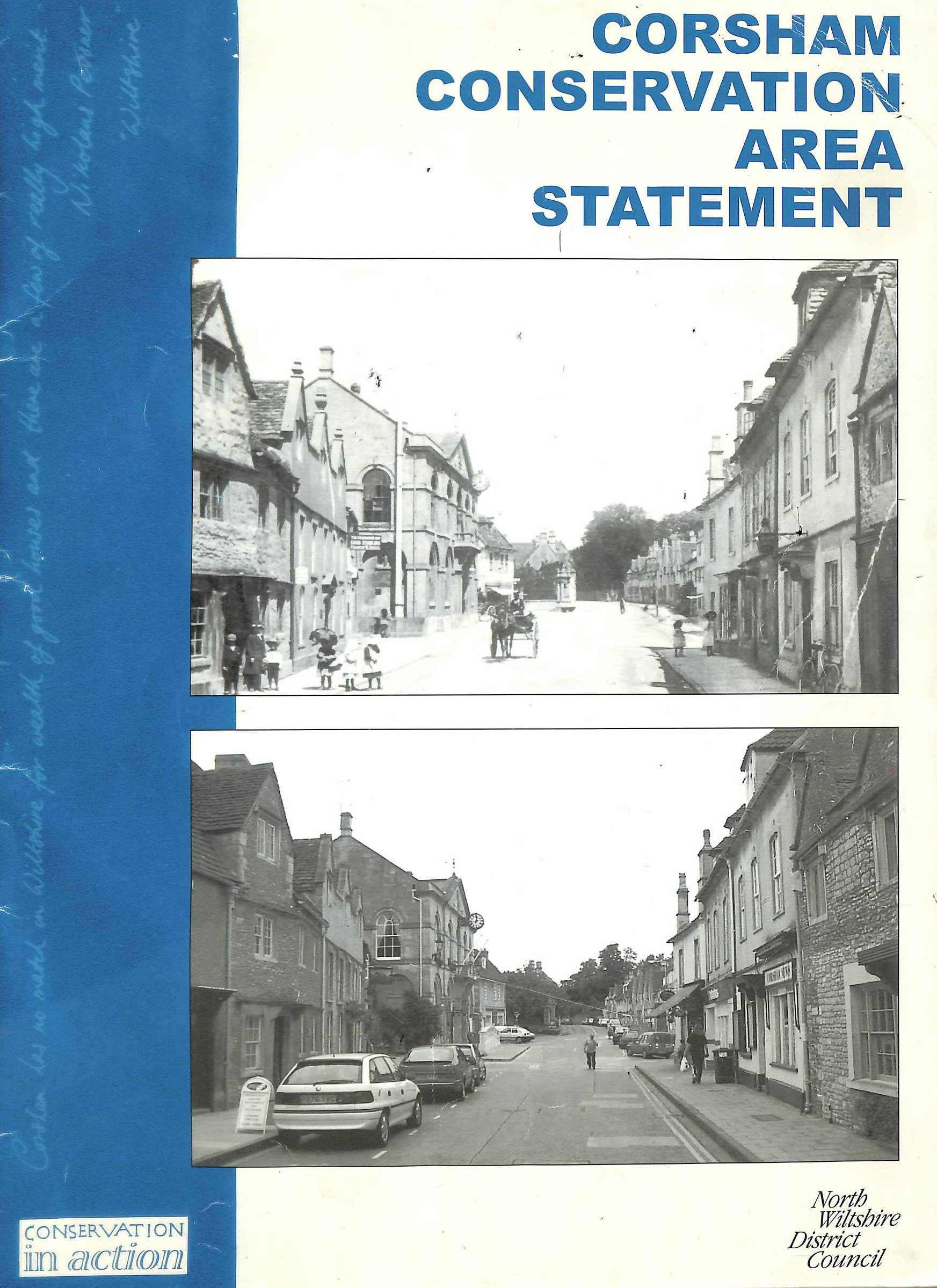 Image for Corsham Conservation Area Statement