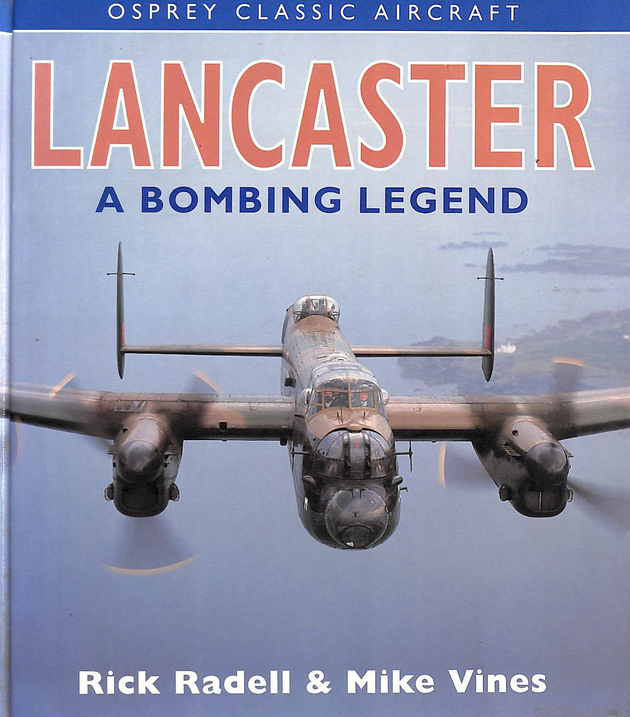 Image for Lancaster (Osprey Classic Aircraft)