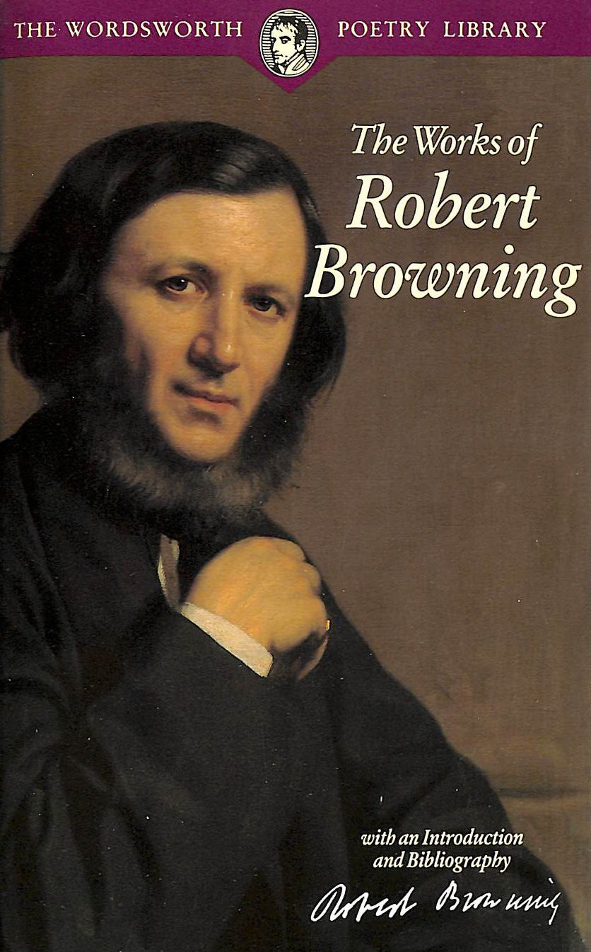 Image for The Poems of Robert Browning