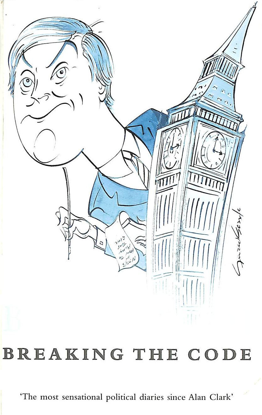 Image for Breaking The Code: The Brandreth Diaries: Westminster Diaries, 1992-97