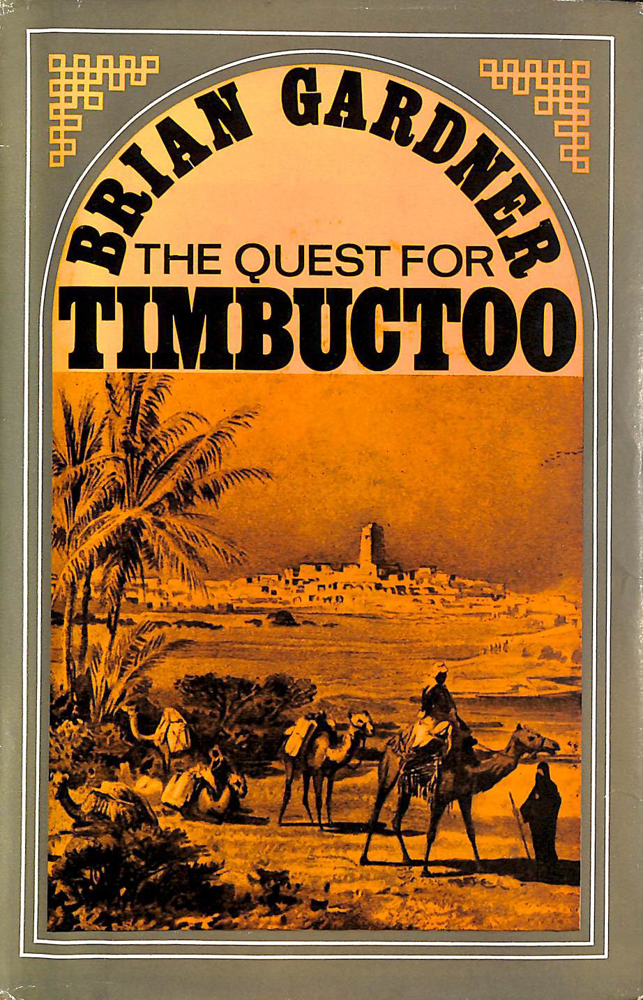 Image for The quest for Timbuctoo