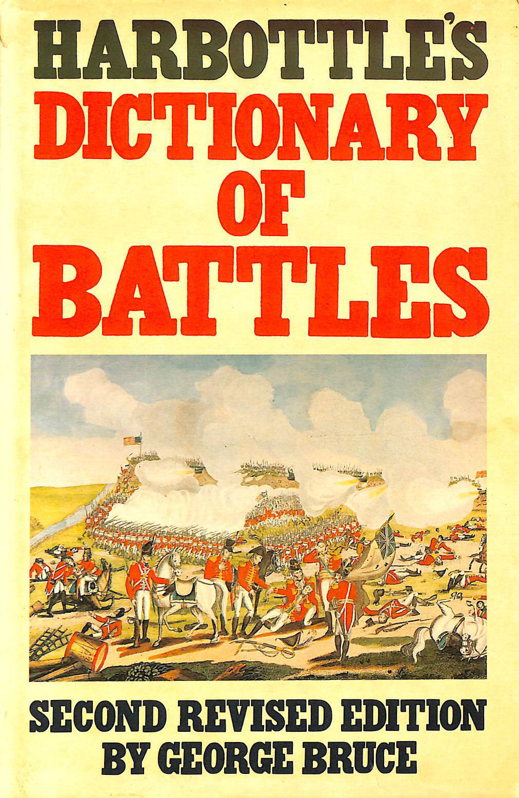 Image for Harbottle's Dictionary of Battles