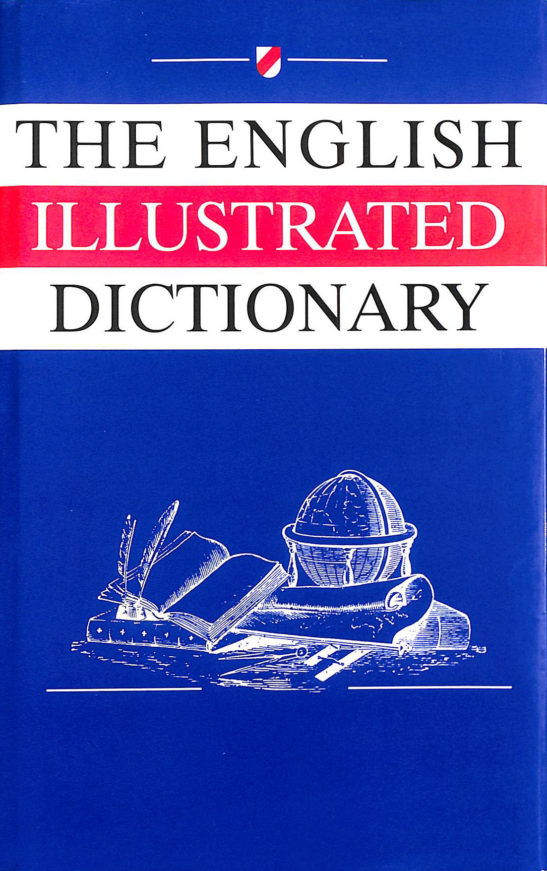 Image for The English Illustrated Dictionary