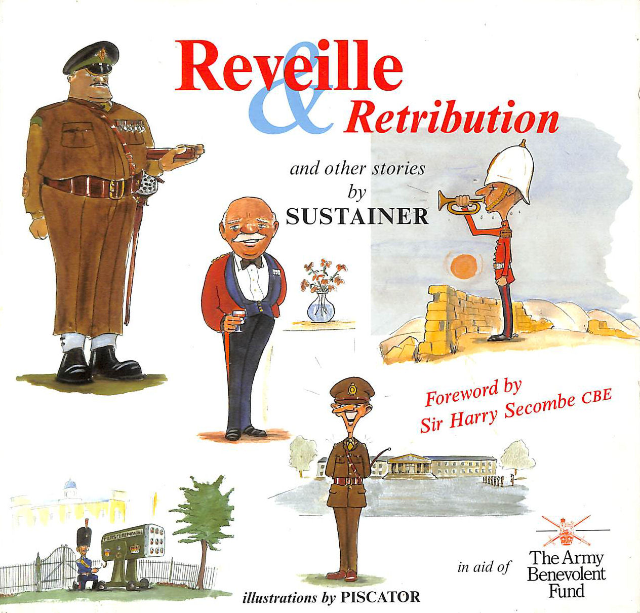 Image for Reveille and Retribution, and Other Stories