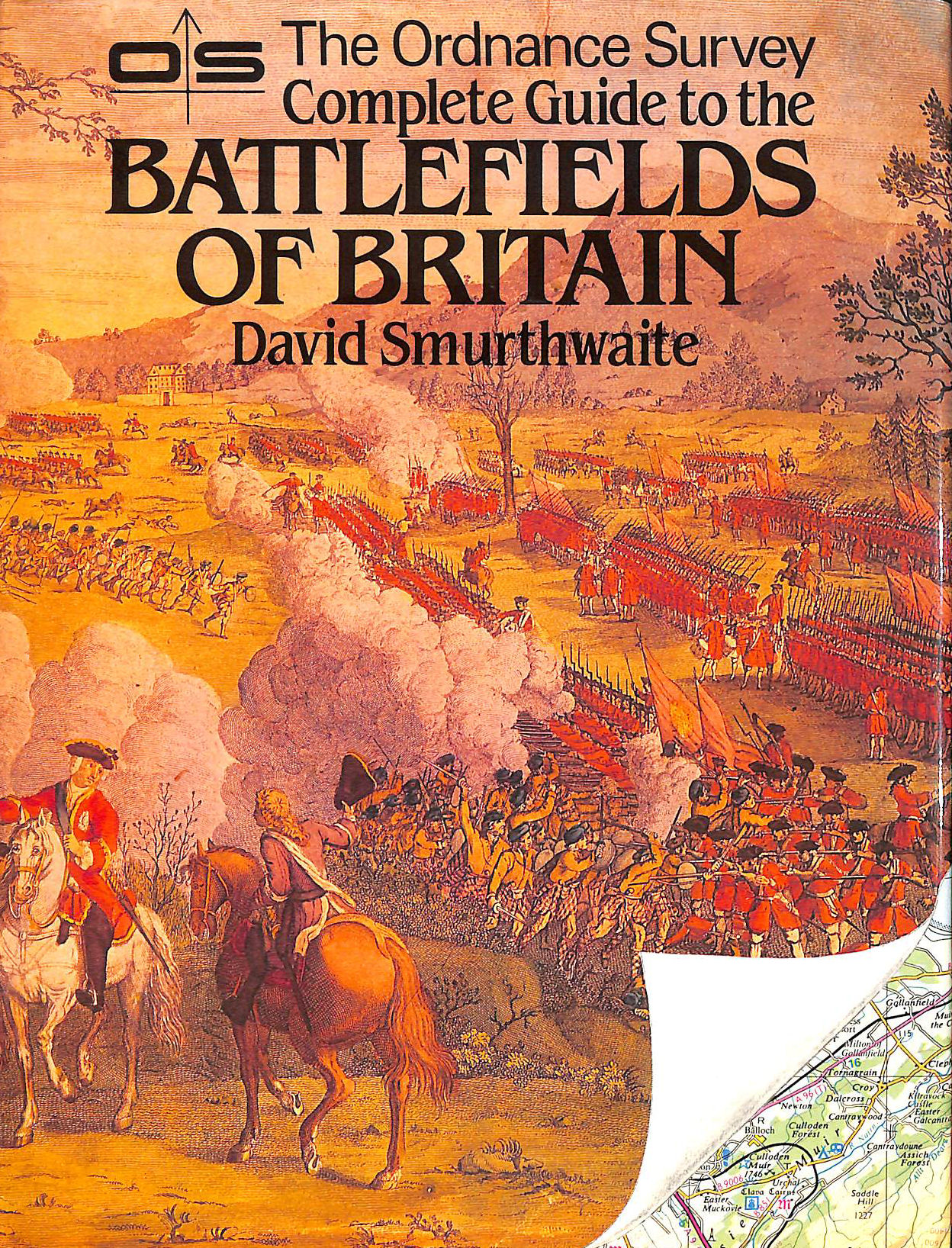 Image for The Ordnance Survey Complete Guide to the Battlefield of Britain