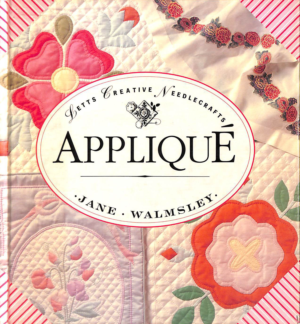 Image for Applique : (Letts Creative Needlecrafts) :