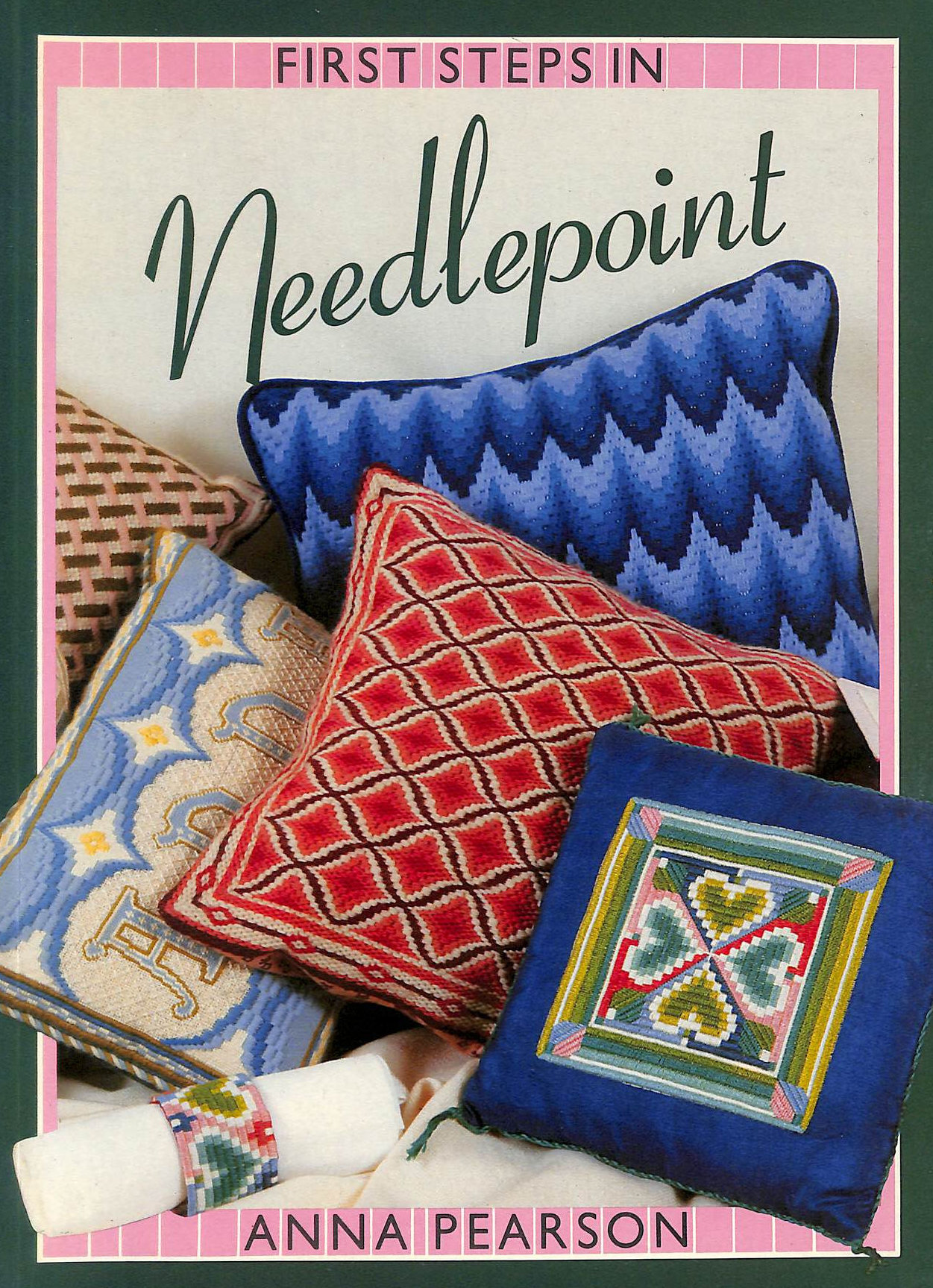 Image for First Steps in Needlepoint